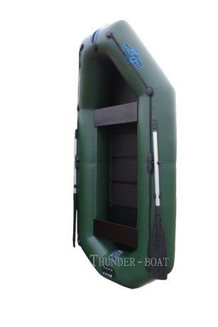Лодка Thunder T 270 надувная ПВХ надувний пвх човен Сандер