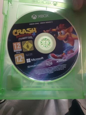 Crash 4 PL xbox one i series