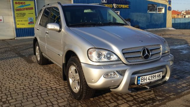 Mersedes ML350 SpecialEdition