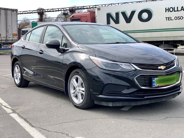 Прокат автомобиля , аренда авто Chevrolet  Cruze. без водителя.