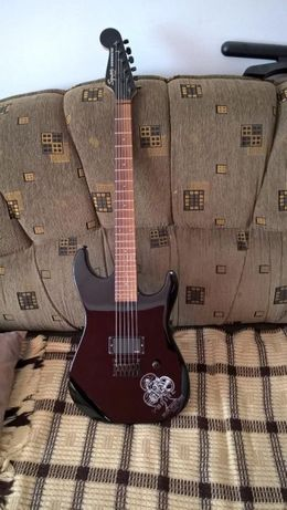 Fender Squier Showmaster Jimmy Shine (Limited Edition) EMG 81