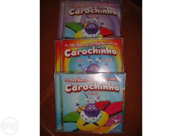 As músicas da Carochinha, Vol. II