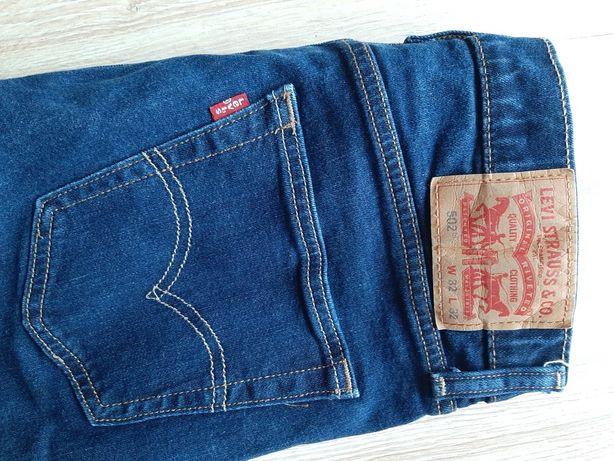 Spodnie jeansowe Levis 502