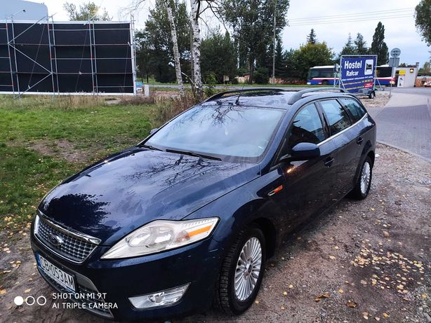 Ford Mondeo MK4 2,0 BENZYNA