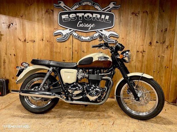 Triumph Bonneville T-100