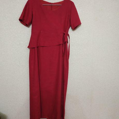 Платье в пол  48**50р.