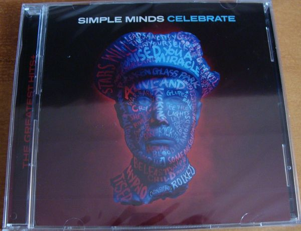 SIMPLE MINDS - Celebrate The Greatest Hits 2CD