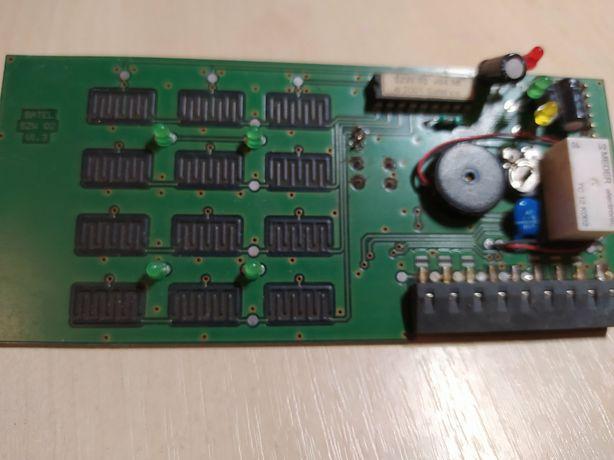 Плата  к  кодовому замку. Кодовавая клавиатура Satel SZW-02.  50грн.