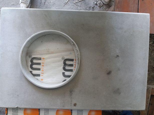 Płyta przykrywajaca kominowa/pokrywa skorsten turbo