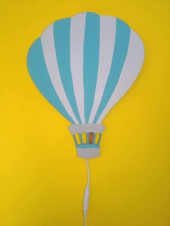 Piękna Lampka balon dziecięca