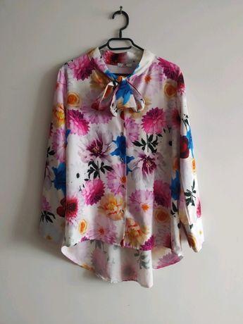 Koszula w kwiaty roz. Uniwersalny