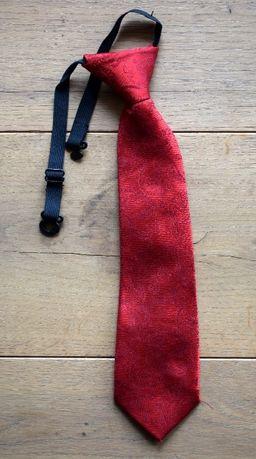 Krawat chłopięcy H&M galowy szkoła