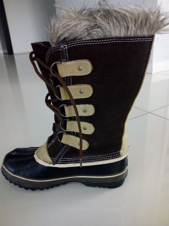 Buty śniegowce Nevica caribou