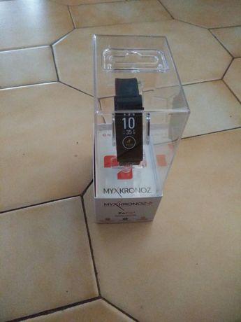 Smartwatch MyKronoz ZeFit 4 Preto (por estrear)