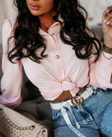 Koszula GEAL Baby Pink od Ola Voga