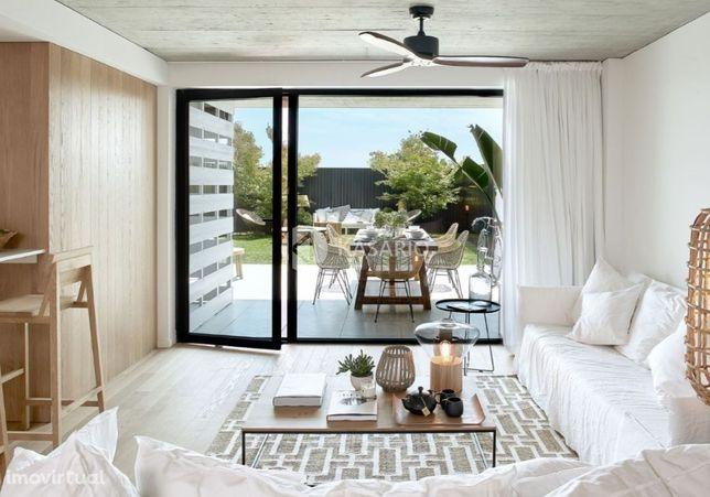 Apartamento T3 na Praia da Barra