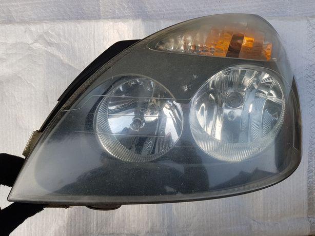 Lampa przód Renault Clio II Europejczyk oryg 1,5 dci części