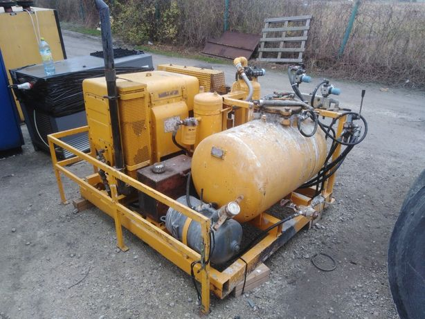 Agregat Malarski Tynkarski stan Bdb Silnik Diesel