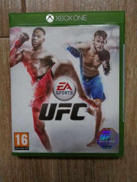Jogo XBox One - UFC Nossa Senhora de Fátima - imagem 1