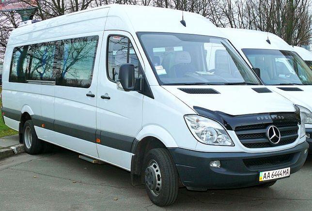 Продам спарку Sprinter -515 (19 +1) мест 2012 г.в
