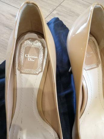 Dior туфли лодочки original