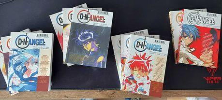 Manga DN Angel - 11 tomów (1-11)