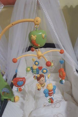 Мобиль на детскую кроватку, карусель на манеж