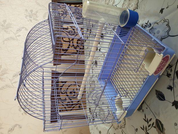 Клітка для папугаїв