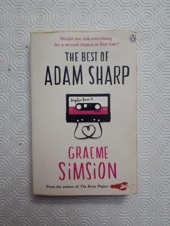 """Livro """"The Best of Adam Sharp"""" de Graeme Simsion (Versão em Inglês)"""