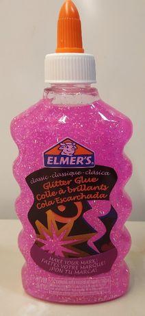 Клей с блестками для слайма Elmers