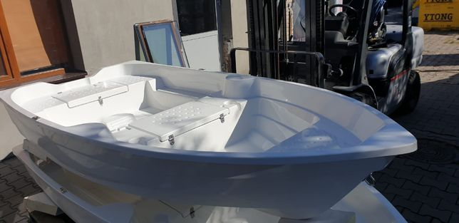 Łódka wędkarska 307 dwupłaszczowa