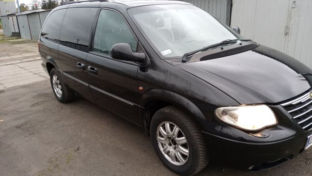 Chrysler Grand Voyager 2.8 diesel Limited Edition 12.2006