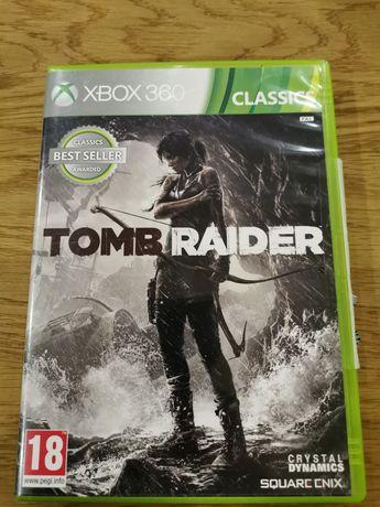 Tom Raider Xbox 360