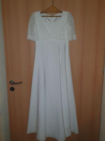 Suknia, sukienka ślubna rozmiar 38