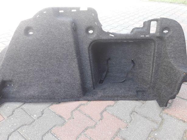 Boczek bagaznika Skoda Superb 2