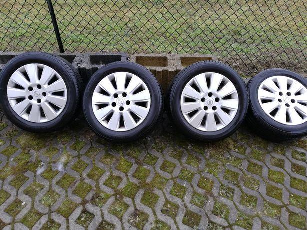 Alufelgi 16 Opel + opony letnie, 5x110