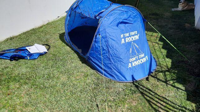 Tenda Campismo 2 pessoas PopUp