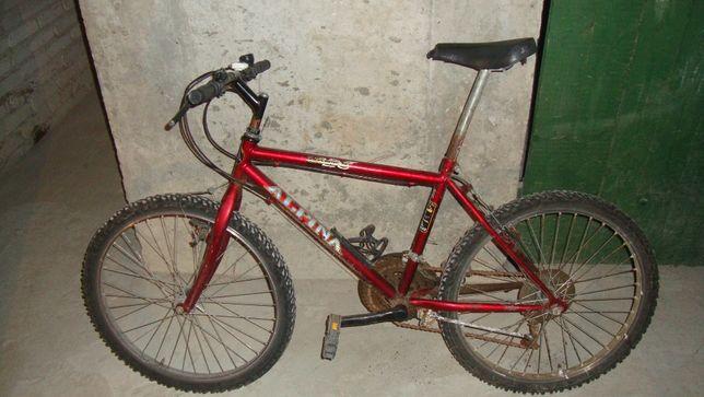 Zamienię dwa rowery górskie do małej naprawy