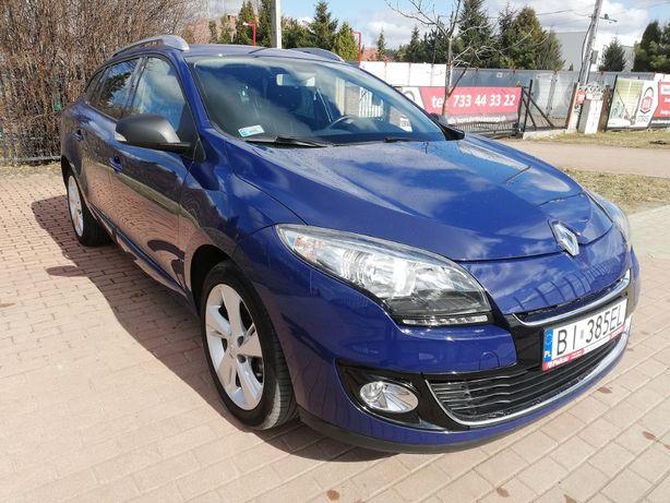 Renault Megane 2013 r 1.2 benzyna tylko 79 tys km