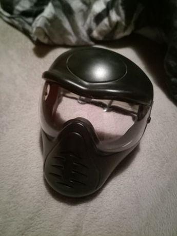 Maska ASG, Paintball