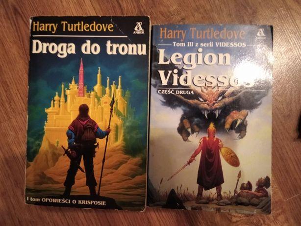 Harry Turtledove - 5 zł za obie książki