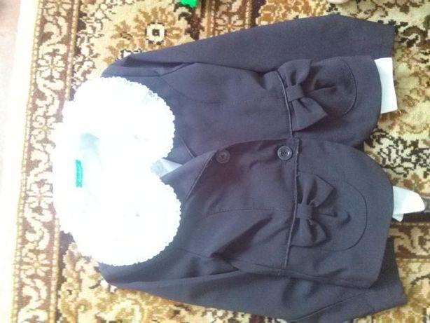 Школьная форма пиджак сарафан брюки шкільний костюм