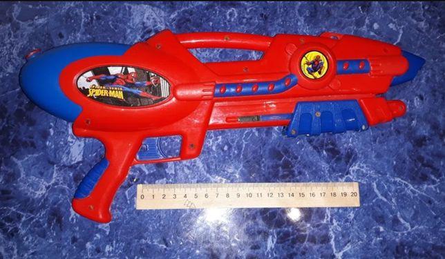 Пистолет Человек-паук (Spider-man)