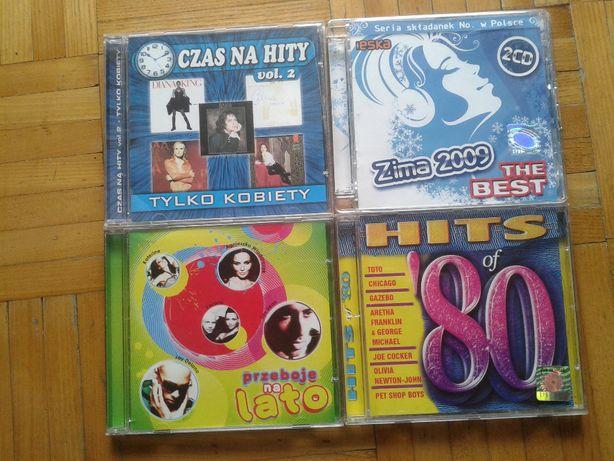 Składanki na CD
