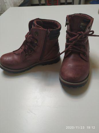 Buty dziewczęce zimowe Lasocki