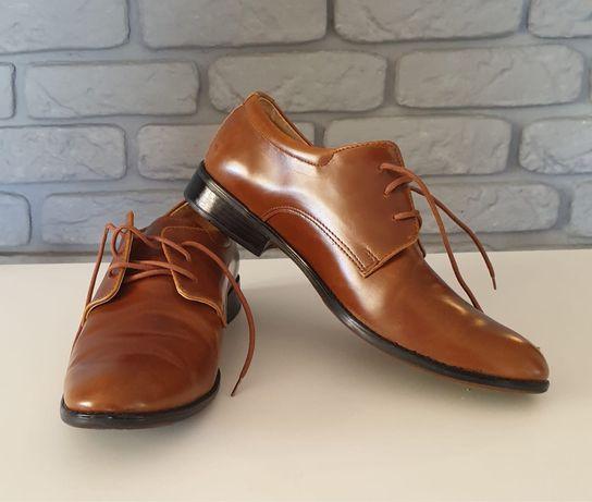 Buty chłopięce komunijne - Jak NOWE rozm 36