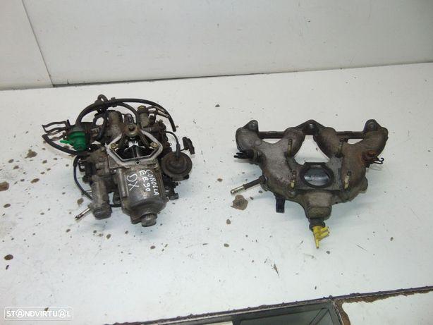 Toyota corolla ee90 ou dx carburador