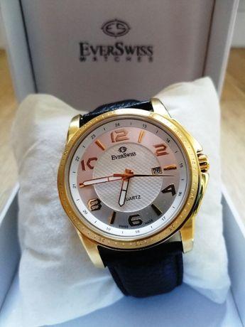 Szwajcarski zegarek EverSwiss nowy
