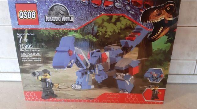 Конструктор Динозавр из серии Парк юрского периода