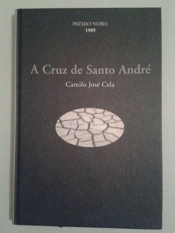 """Livro """"A Cruz de Santo André"""" (NOVO)"""